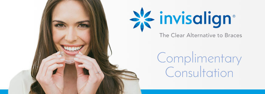 We now offer Invisalign